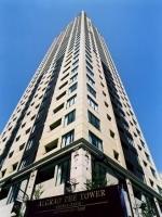 36階建ての高層賃貸タワーマンション