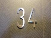 堂島川を望む34階