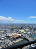 39階からの眺望
