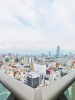 大阪都心を住処にする